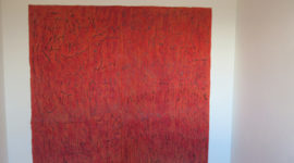 Reminiszenzen in Rot – Aspekte einer Farbe